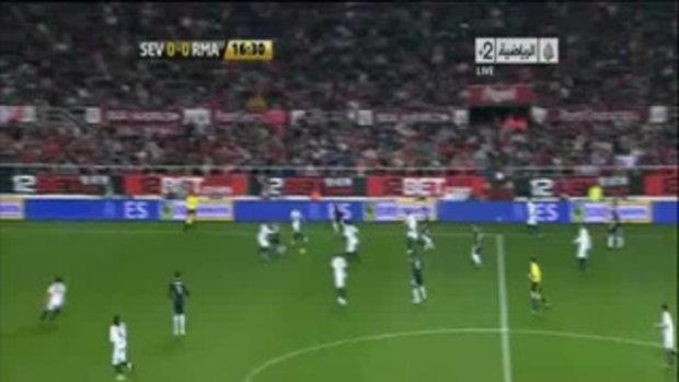 เซบีญ่า 0-1 เรอัล มาดริด (โกปา เดล เรย์)
