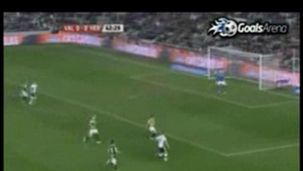 บาเลนเซีย 2-0 เอร์กูเลส