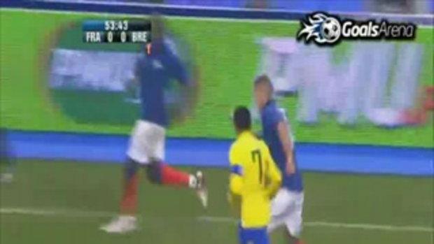 ฝรั่งเศส 1-0 บราซิล
