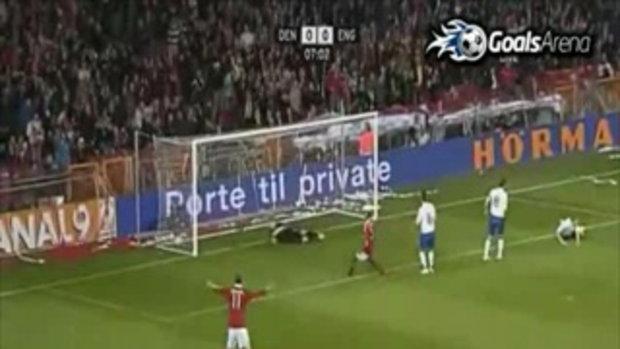 อังกฤษ 2-1 เดนมาร์ก
