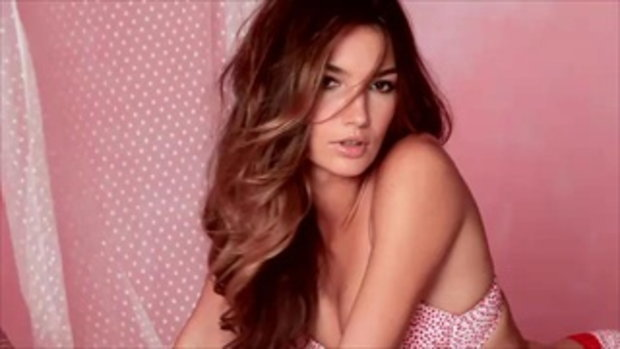 Victoria's Secret V-Day Shoot- Behind the Scenes