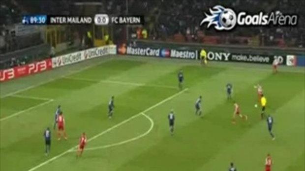 อินเตอร์ มิลาน 0-1 บาเยิร์น มิวนิค