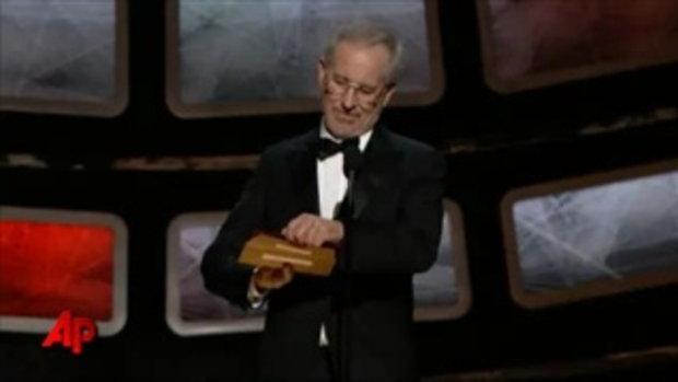 King's Speech คว้า ออสการ์ ภาพยนตร์ยอดเยี่ยม