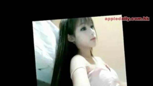 สาวสวยเว่อร์!  wang jia yun