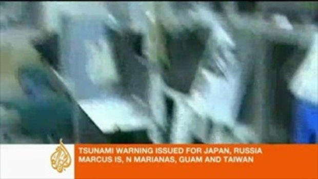 แผ่นดินไหวรุนแรง 8.9 ริกเตอร์ ญี่ปุ่น 2