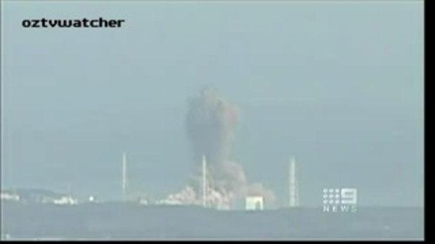 โรงไฟฟ้านิวเคลียร์หมายเลข 3 ของญี่ปุ่นระเบิด