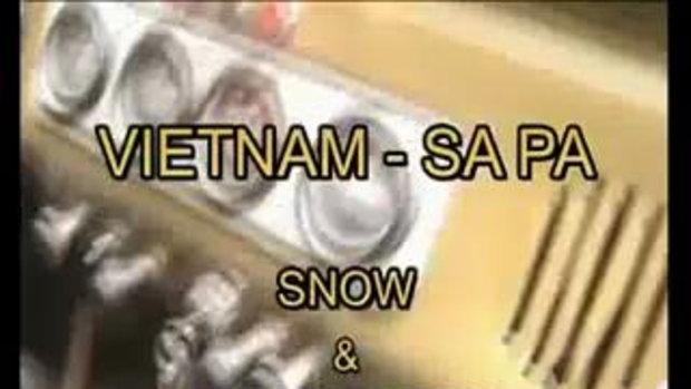 หิมะตกที่เวียดนาม ความแปรปรวนของธรรมชาติ