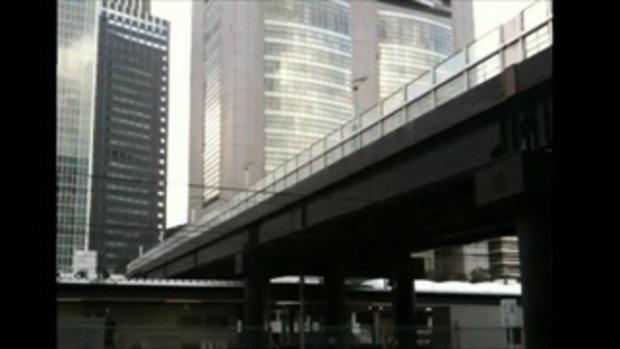 ตึกโยก จากเหตุการณ์แผ่นดินไหวที่ญี่ปุ่น