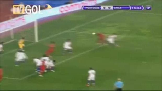 โปรตุเกส 1-1 ชิลี