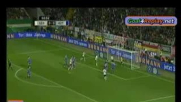 เยอรมัน 4-0 คาซัคสถาน (คัดยูโร)