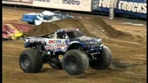 Monster truck  ดิฟท์