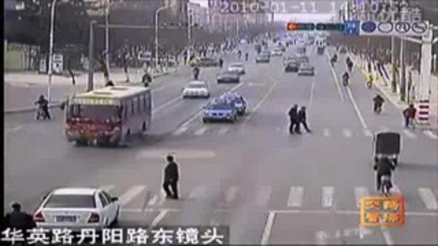 รวมอุบัติเหตุที่ประเทศจีน