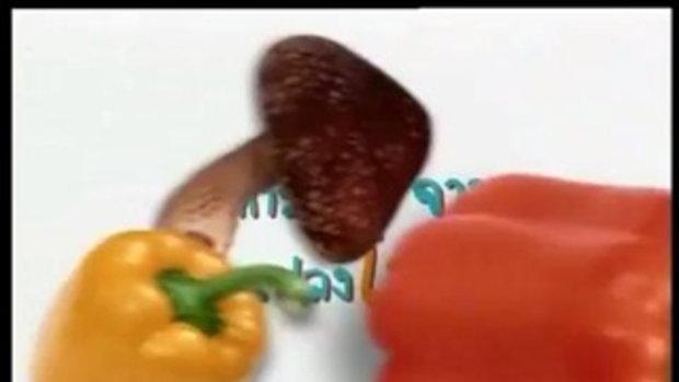 กินอยู่คือ - กินมะม่วงหน้าร้อน 1/2