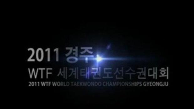 น้องจูน คว้าทอง แชมป์โลกเทควันโด