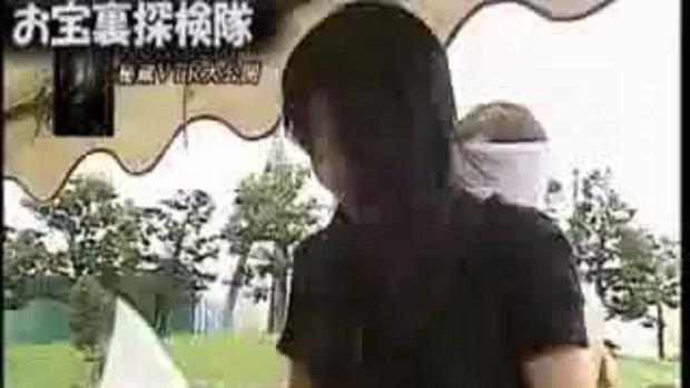 อาโออิ Sora Aoi รายการ Ninja Warrior