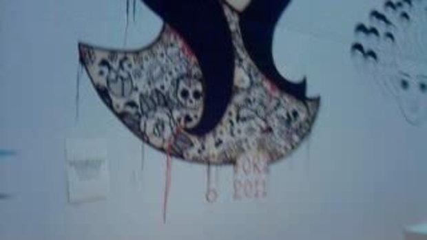 เทื่ยวชม งานแสดงศิลปะที่หอศิลป์กรุงเทพมหานคร แยกปร