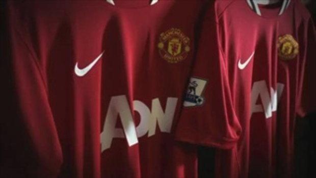 แมนฯ ยูไนเต็ด เปิดตัวชุดแข่งใหม่ 2011/12