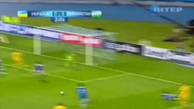 ยูเครน 2-0 อุซเบกิสถาน (กระชับมิตรทีมชาติ)