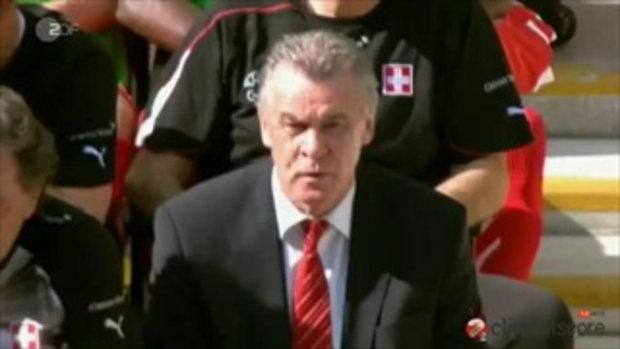 อังกฤษ 2-2 สวิตเซอร์แลนด์