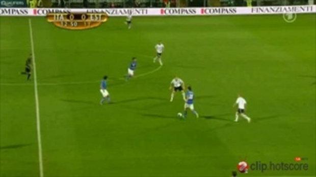 อิตาลี 3-0 เอสโตเนีย