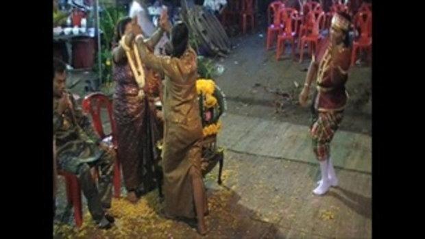 พิธีบูชาครู ปู่ฤาษีพรหมเมศ ปราณบุรี