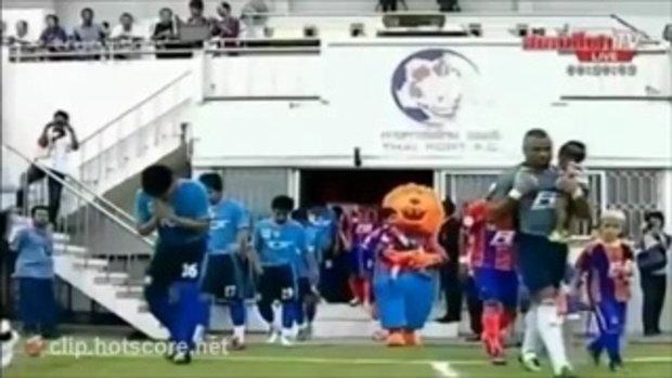 การท่าเรือไทย 3-1 ทีโอที เอสซี