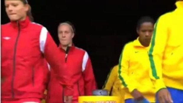 Brazil vs Norway (Women's World Cup 2011)