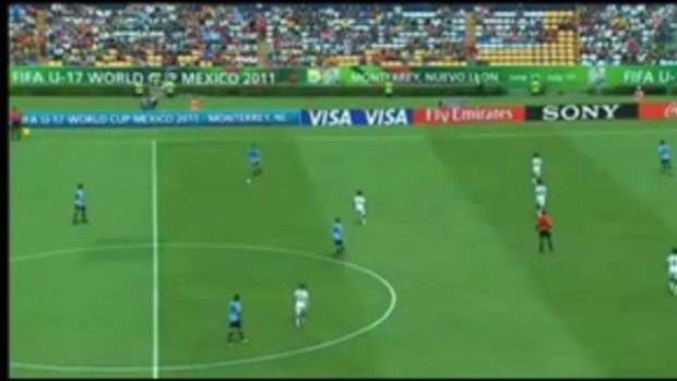 Uruguay vs Uzbekistan (U17 World Cup Mexico 2011)