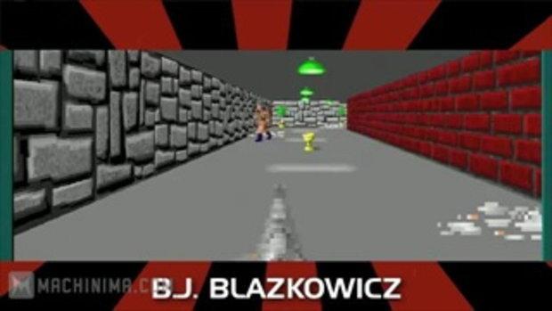 Versus - VOTE- B.J. Blazkowicz -- Duke Nukem vs B.J. Blazkowicz (Wolfe