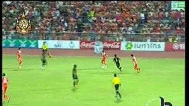 ศรีสะเกษ เมืองไทย เอฟซี 2-1 อาร์มี่ ยูไนเต็ด