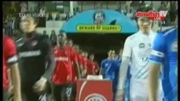 ชลบุรี เอฟซี 3-2 เมืองทอง ยูไนเต็ด