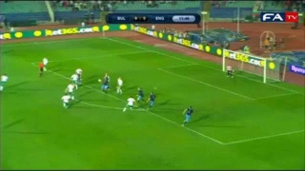 บัลแกเรีย 0-3 อังกฤษ ฟุตบอลยูโร 2012 รอบคัดเลือก