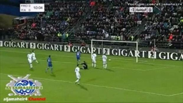 หมู่เกาะแฟโร 0-1 อิตาลี ฟุตบอลยูโร 2012 รอบคัดเลือก