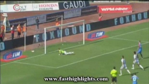 ไฮไลท์ กัลโช่ เซเรีย อา คาตาเนีย 1-0 เซเซน่า
