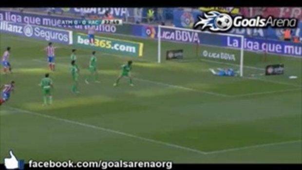 ไฮไลท์ ลาลีกา แอตเลติโก มาดริด 4-0 ราซิ่ง ซานตานเดร์