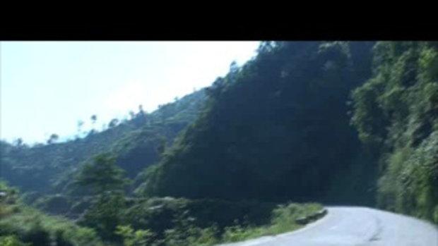 เจโอ๋เวสป้าผจญภัย-ตะลุยด่านโคดาริ ขี่รอโอ๋ เนปาล  Kodari Nepal