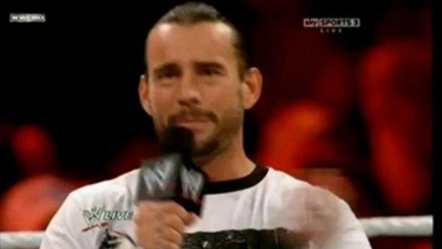 WWE RAW (10-10-54) HD 3/10