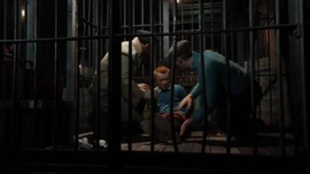 The Adventures of Tintin Secret of the Unicorn- Extrait 5 -Trailer
