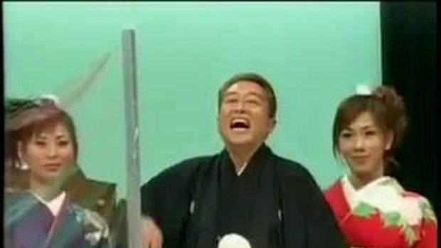 เกมญี่ปุ่นสุดฮา ขว้างแม่นได้ดู 18+