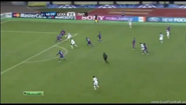 CSKA 0 - 2 ลีลล์  คลิปไฮไลท์ ยูฟ่า แชมเปี้ยน ลีก