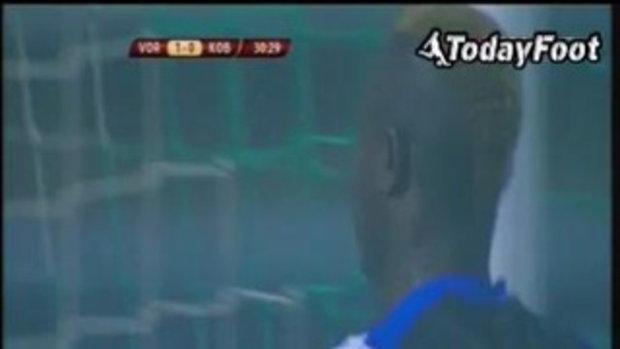 วอร์สคลา โปลตาวา 1-1 เอฟซี โคเปนเฮเก้น  ไฮไลท์ ยูฟ่า ยูโรป้า ลีก