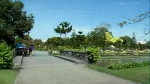 เทื่ยวชมงานแสดงพันธุ์ไม้ดอก ที่สวนหลวง ร 9