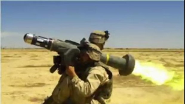 Javelin Missile    by sia.co.th