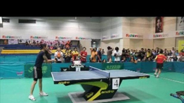 ตูน บอดี้แสลม แข่งปิงปองชิงแชมป์ประเทศไทย