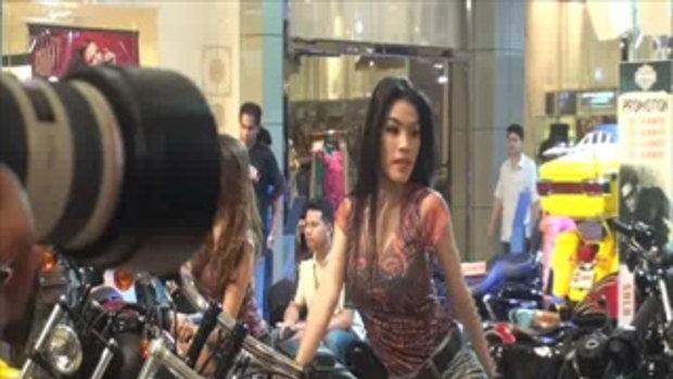 เจโอ๋สัญจร ตอนที่4-สาวพริ๊ตตี้Harley Bangkok Motorbike Festival 2012