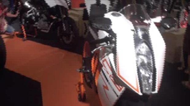 เจโอ๋สัญจร ตอนที่8-KTM Thailand Bangkok Motorbike Festival 2012