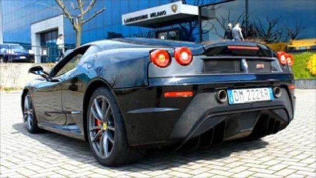 Ferrari Vs. Lamborghini Revs and Sound  by sia.co.th