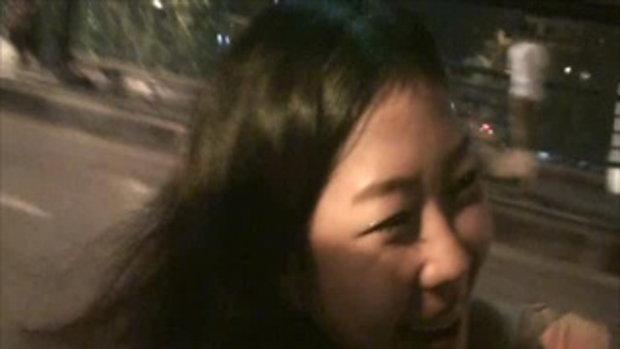 เจโอ๋สัญจร ตอนที่27-พาน้องลี่ซิ่งรถตุ๊กๆ 20120127223600