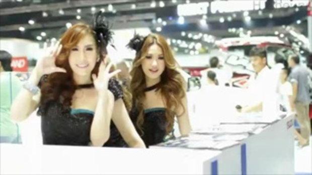 มอเตอร์โชว์ 2012 -   Isuzu models