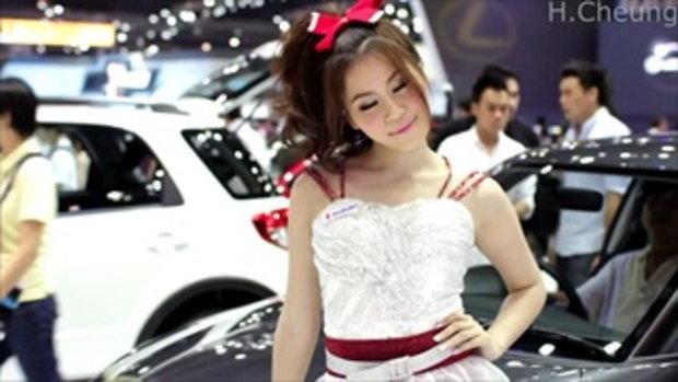 มอเตอร์โชว์ 2012 -  Suzuki Model